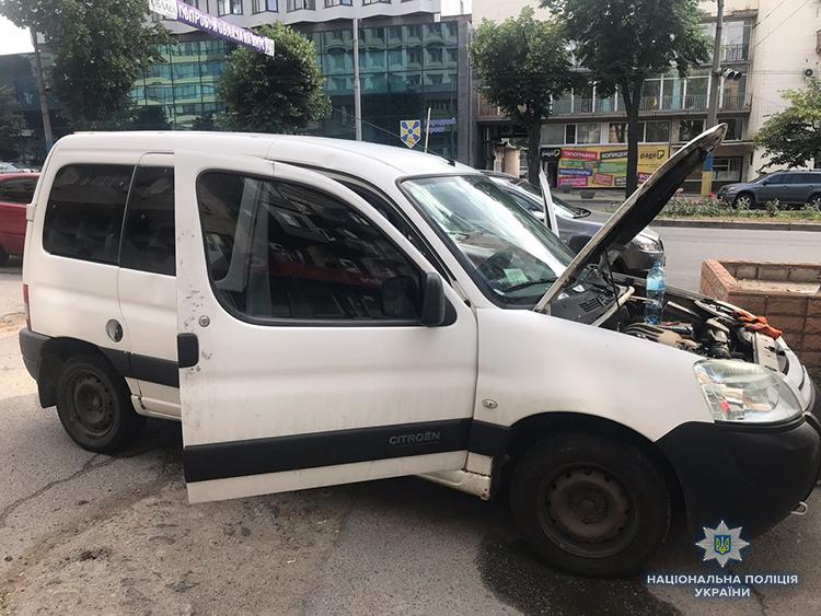 В Запорожье задержали двух иностранцев, совершивших серию автомобильных краж (ВИДЕО, ФОТО)