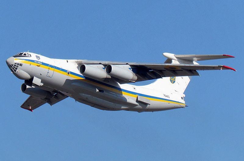 В Великобритании летчики из Запорожской области показали мастерство пилотажа (ВИДЕО)