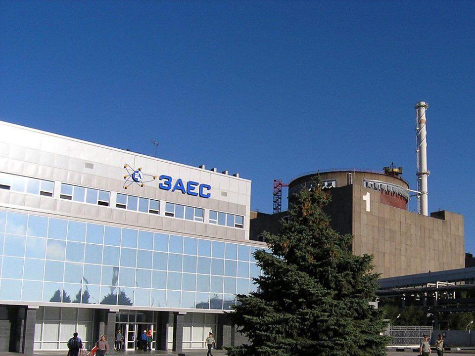 На Запорожской атомной станции СБУ пресекла шпионаж