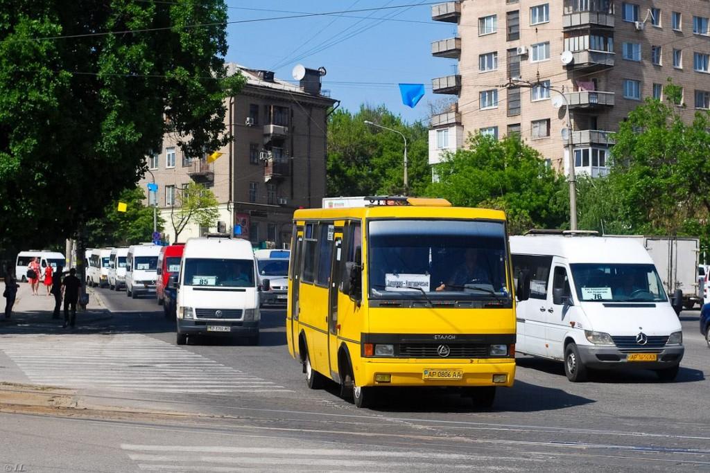 Мнение: Запорожье в тройке городов-аутсайдеров по общественному транспорту