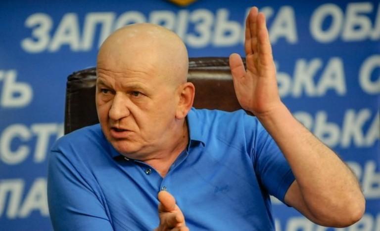 Экс-начальник СБУ в Запорожской области попал в список «ненавистников Крыма»