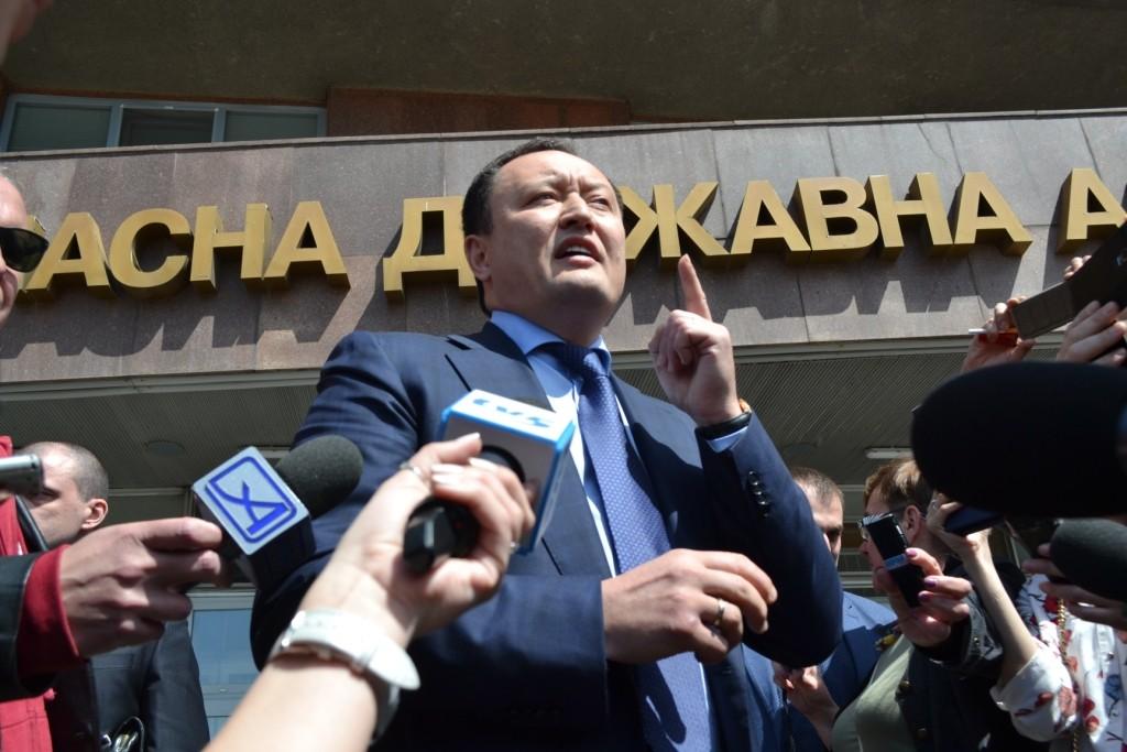 «Это мое совещание»: глава Запорожской ОГА Брыль выгнал с совещания журналиста