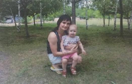 Соцсети: пропавшая мать с маленькой дочкой в Запорожье скрывается от мужа