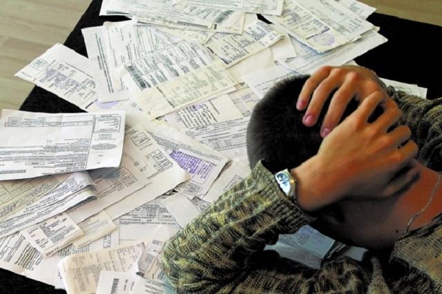 Жители Запорожской области медленно погашают долги за услуги ЖКХ