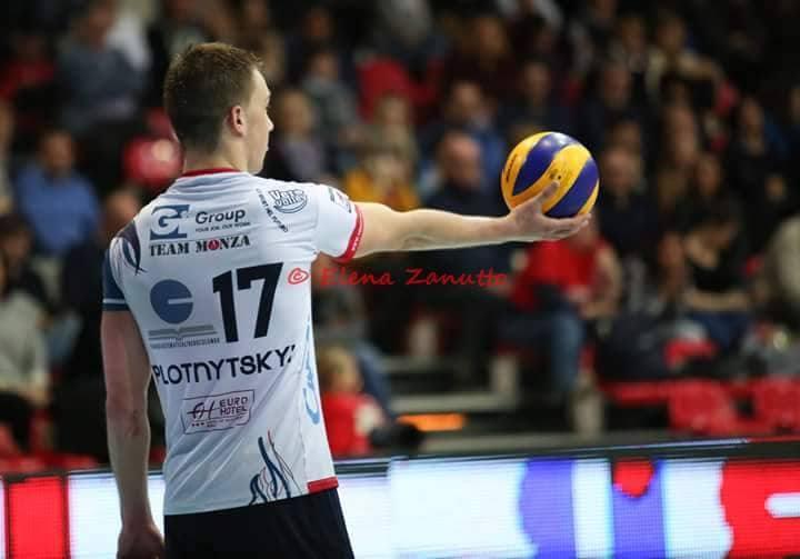 Капитан сборной Олег Плотницкий: о Запорожье, соперниках и развитии волейбола в Украине (ФОТО)