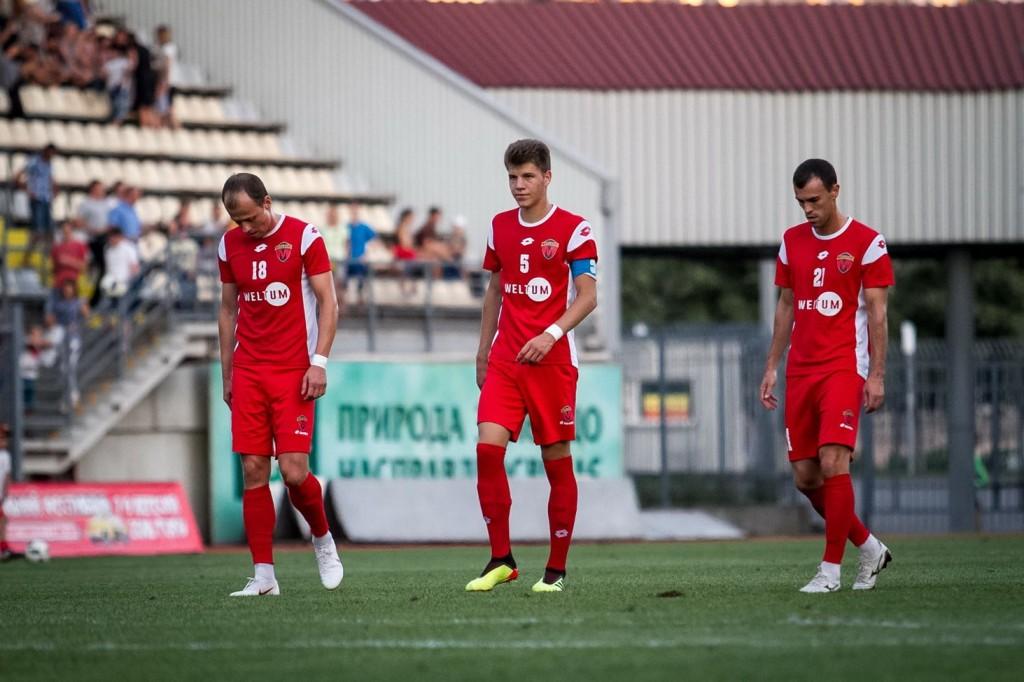 Запорожский МФК «Металлург» продолжает неудачное выступление во Второй Лиге