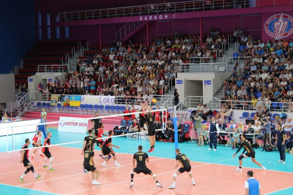 Сборные Украины по волейболу с побед начали отбор на Евро 2019 (ФОТОРЕПОРТАЖ)