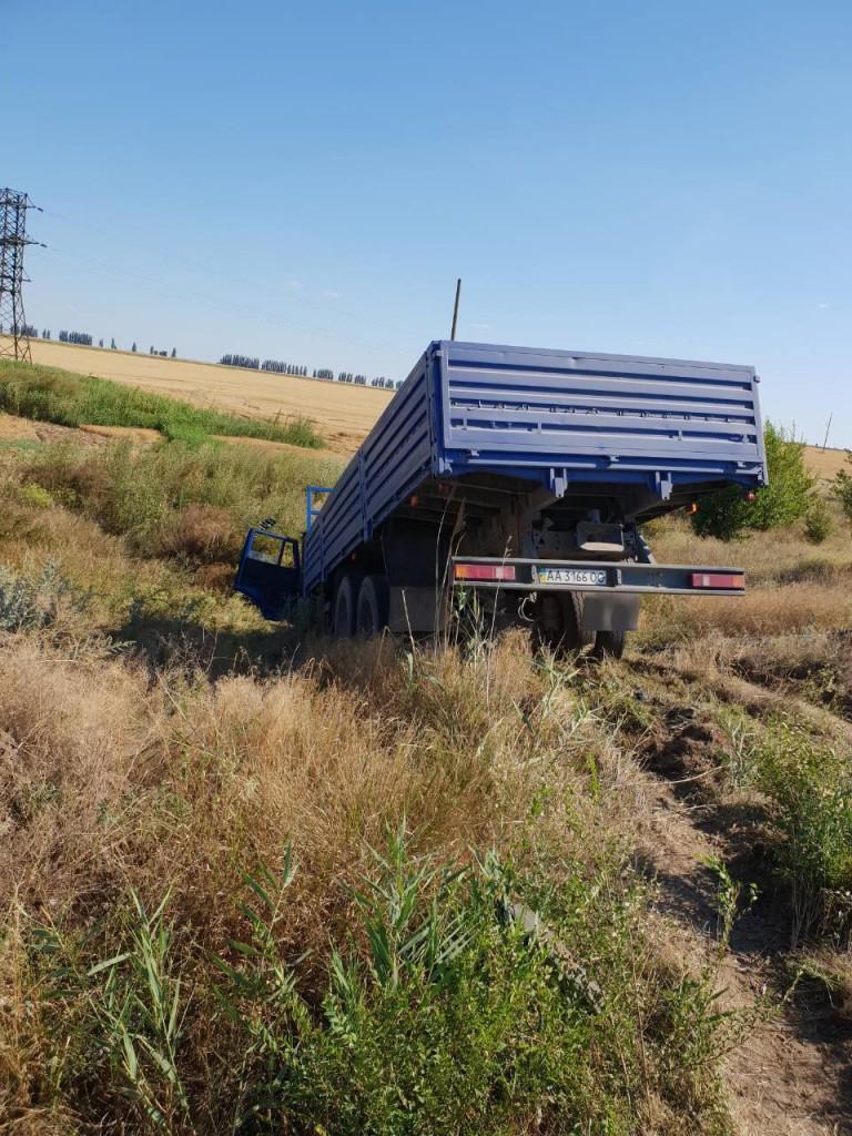 Компания-владелец грузовика, устроившего под Запорожьем ДТП с 7-ю погибшими, окажет помощь пострадавшим