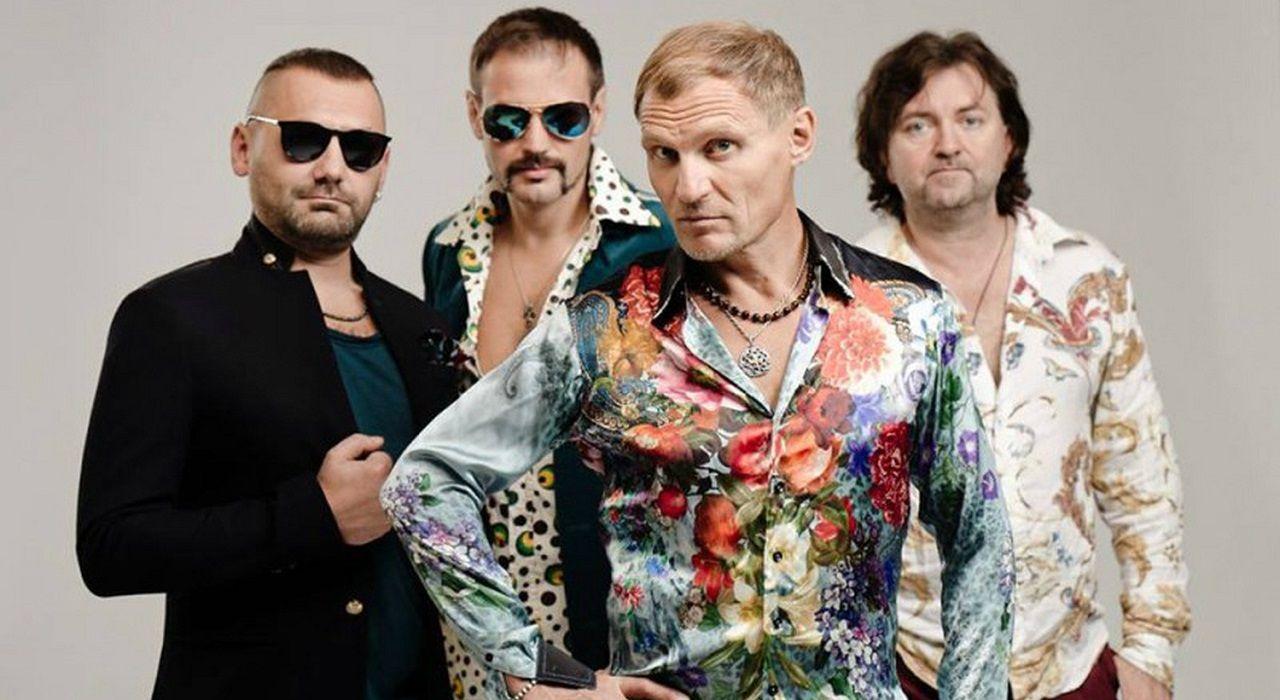 Какие есть муз группы русские и украинские