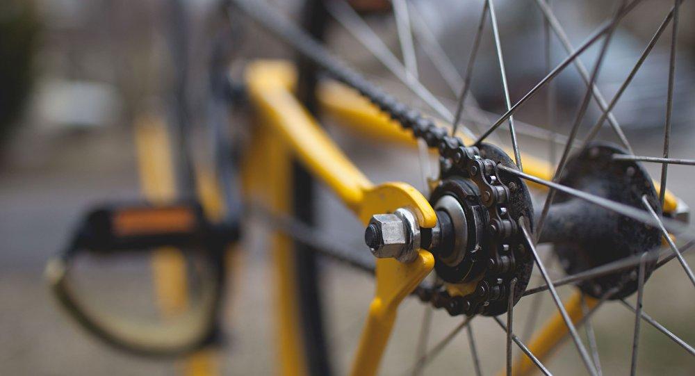 В Запорожской области после падения у ребенка в ноге застряла часть велосипеда (ФОТО)