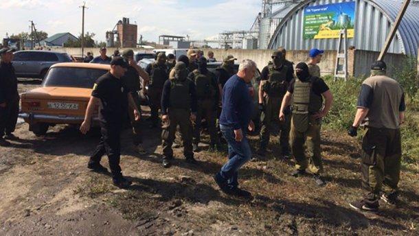 В Запорожской области полиция обещает защищать фермеров от рейдерства