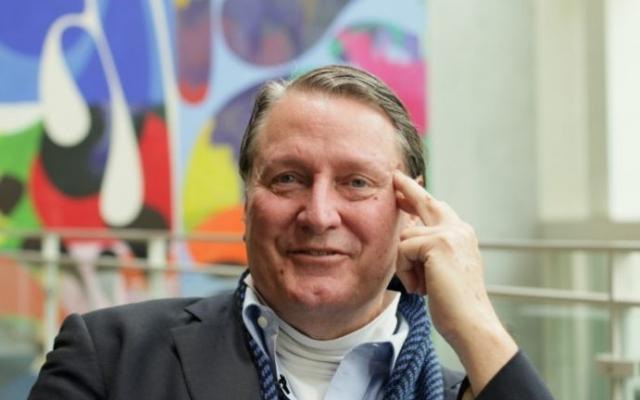 Создатель Sims и FIFA Джефф Бартон выступит спикером на международном IT-форуме в Запорожье