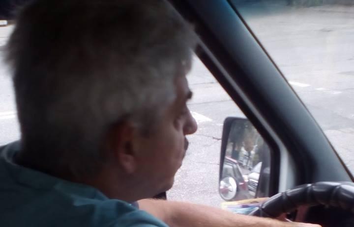 В Запорожье с утра водитель маршрутки выгнал из салона 5 школьников (ФОТО)