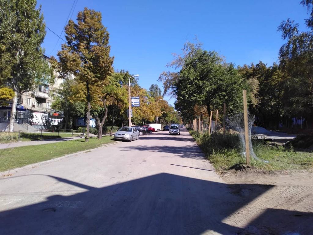 В Запорожье за 37 миллионов продолжат реконструкцию пр. Маяковского до «Радуги»: кто выиграл тендер и что сделают