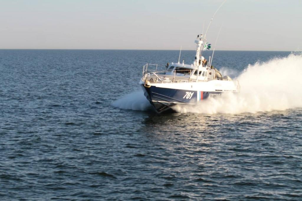Российские военные корабли совершили очередную провокацию против сил ВМС ВСУ в Азовском море (ФОТО)