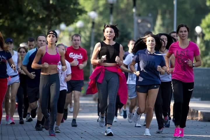 Запорожцев приглашают на вторую тренировку Open Run Day накануне 2-го по счету запорожского полумарафона