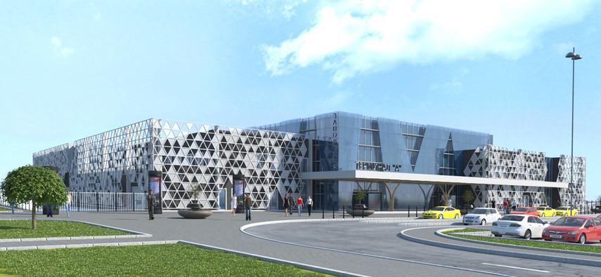 Аэропорт «Запорожье» возьмет кредит в 300 миллионов под гарантии городского бюджета