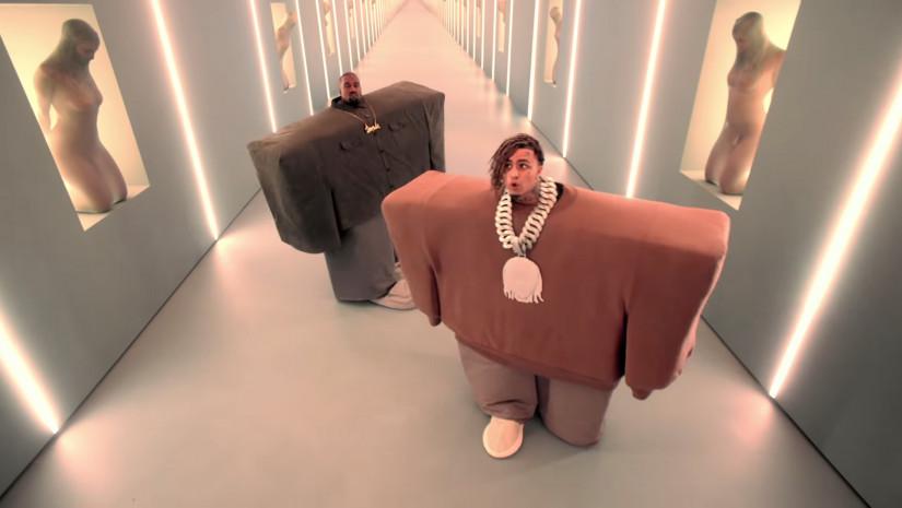 Мелитопольцы сняли пародию на популярный клип рэпера Kаnye West (ВИДЕО)