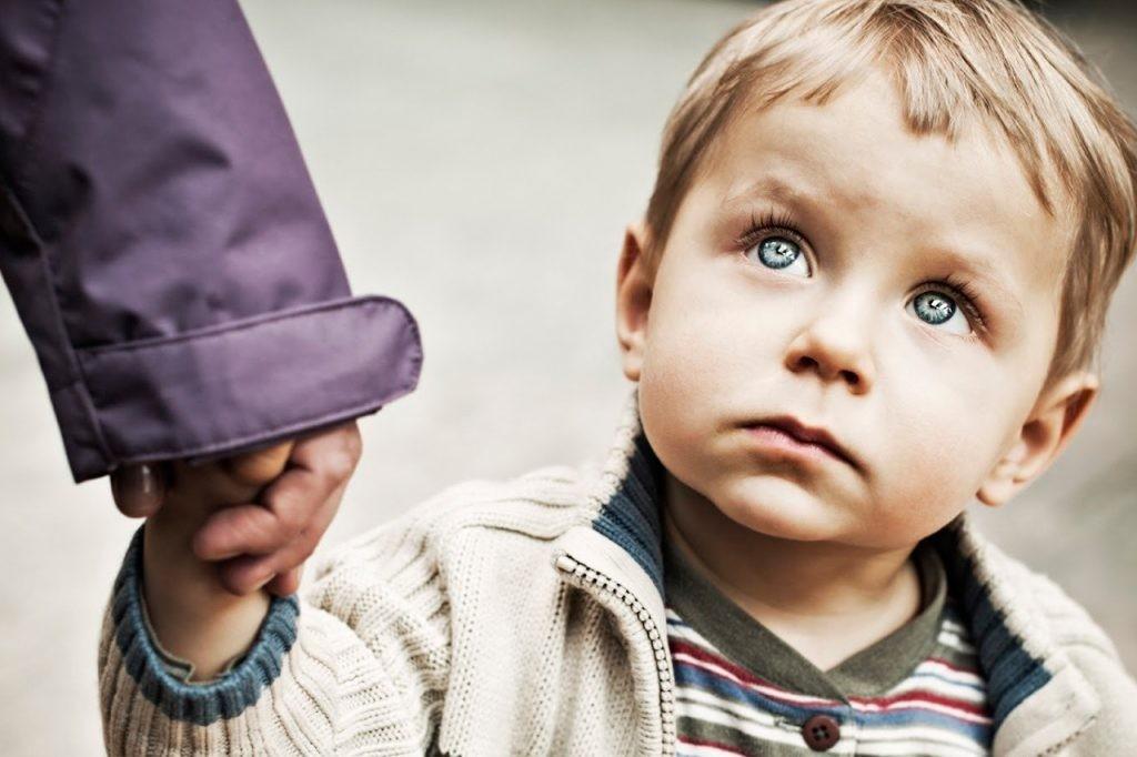 Лайфхак от запорожских патрульных: что делать, если потерялся ребенок