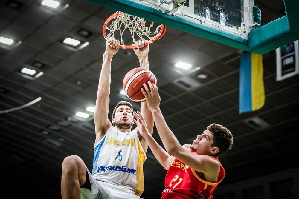 Запорожье примет ключевой матч мужской сборной Украины по баскетболу в отборе на чемпионат мира