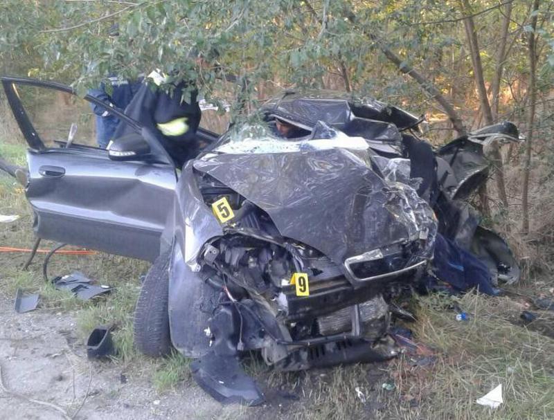 Подробности ДТП на трассе «Харьков-Симферополь»: четыре человека погибли на месте (ФОТО)