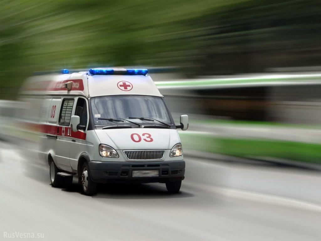 В центре Запорожья прохожие обнаружили мертвого мужчину (ФОТО)