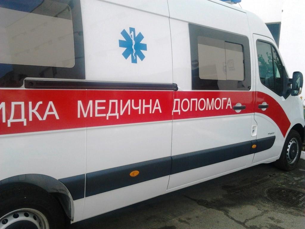 В центре Запорожья сбили ребенка в нескольких шагах от школы