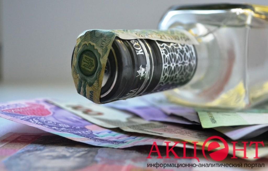 В Запорожской области подсчитали поступления в бюджеты от продажи алкоголя и табака