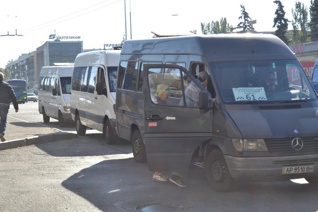 Новые тарифы на проезд в Запорожье: плюс 20 тысяч прибыли в месяц хозяину с одного «Спринтера»
