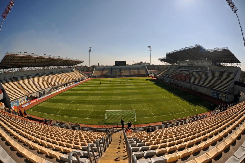 Финал Кубка Украины по футболу пройдет в Запорожье