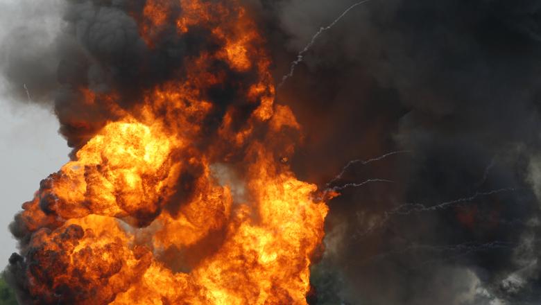 В Мелитополе утром людей напугали взрывы (ФОТО)