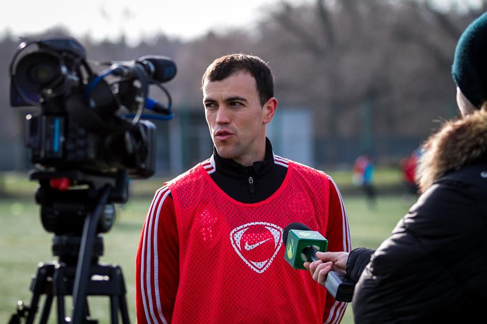 В тренерский состав «Металлурга» вошел один из лучших игроков клуба за последние 20 лет (ВИДЕО)