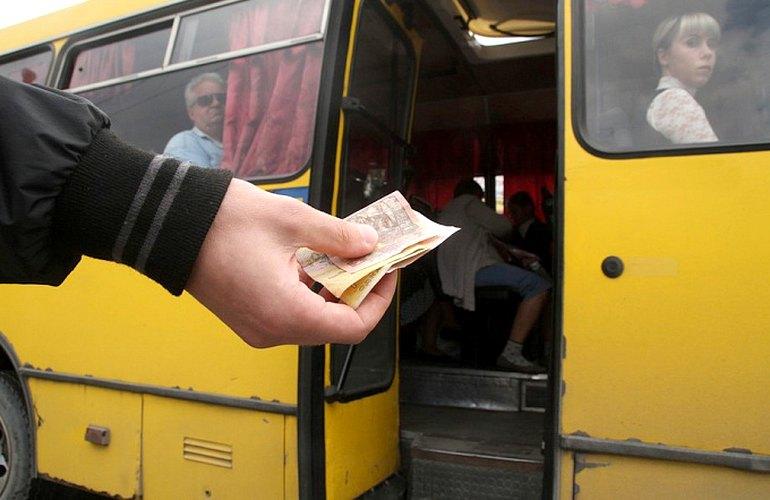 Терпим и молчим: в Запорожье против повышения цен на проезд собрали всего лишь 300 подписей