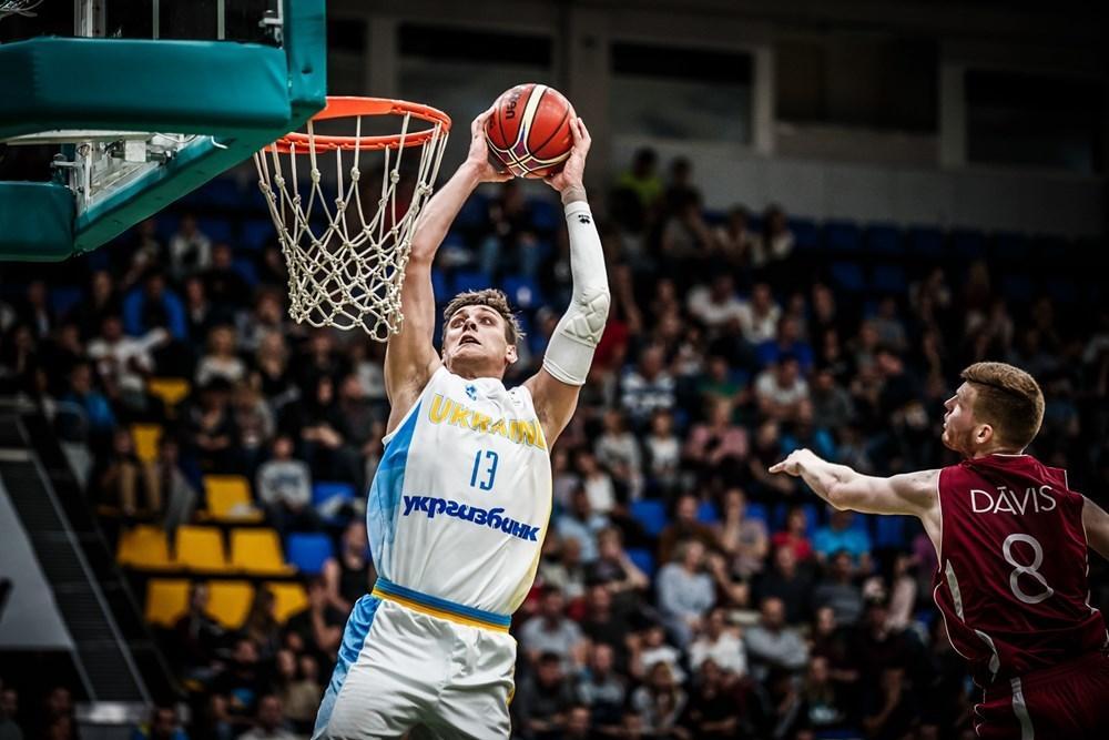 Большой баскетбол: в Запорожье мужская сборная Украины примет чемпионов Европы