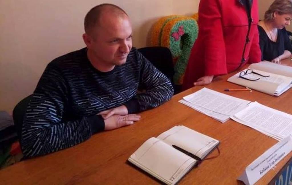 Вымогателем за неразглашение интим встреч оказался «смотрящий» от БПП за Григорьевским сельсоветом