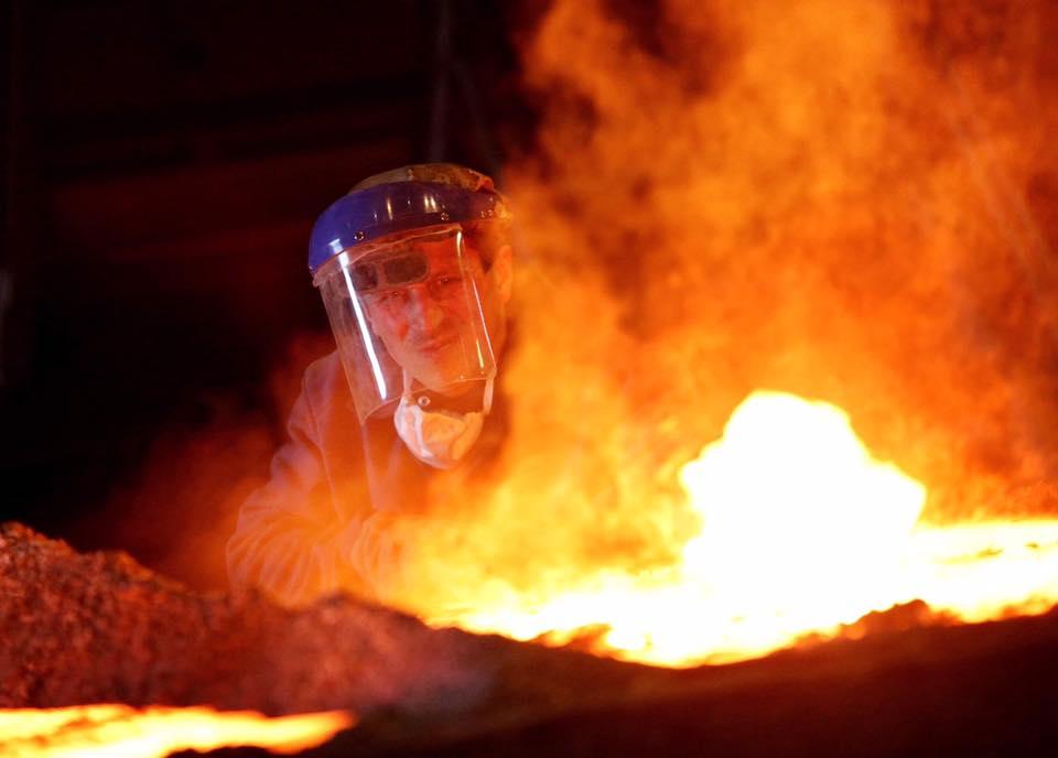 Владимир Буряк поздравил крупнейший запорожский завод с днем рождения