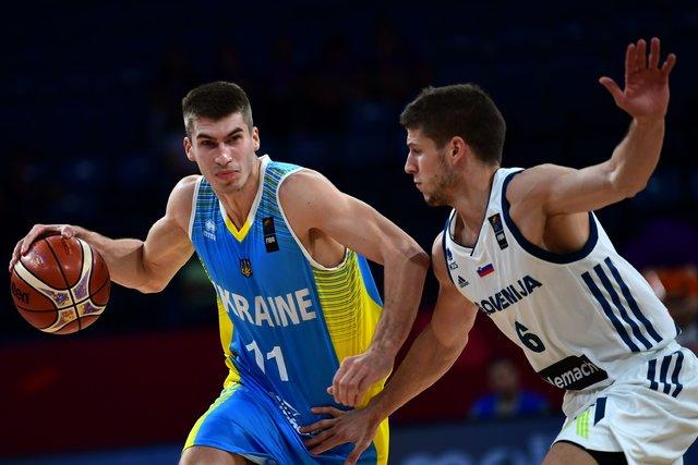 Баскетбольна збірна України в Запоріжжі розгромила чемпіонів Європи