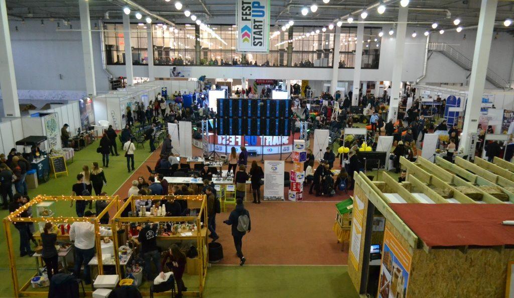 От сыроварения до высоких технологий: в Запорожье проходит фестиваль стартапов (ФОТОРЕПОРТАЖ)