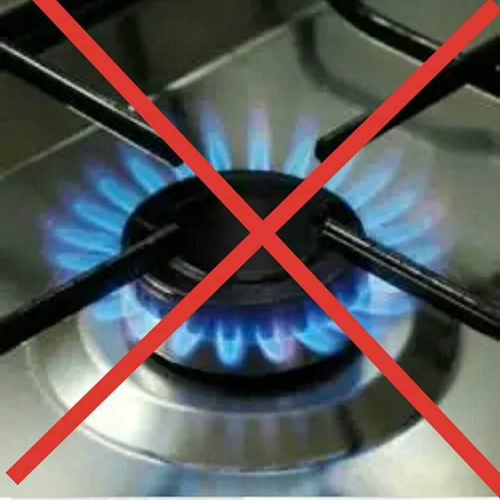 В Запорожье из-за долгов одной квартиры отключили от газа весь стояк подъезда дома