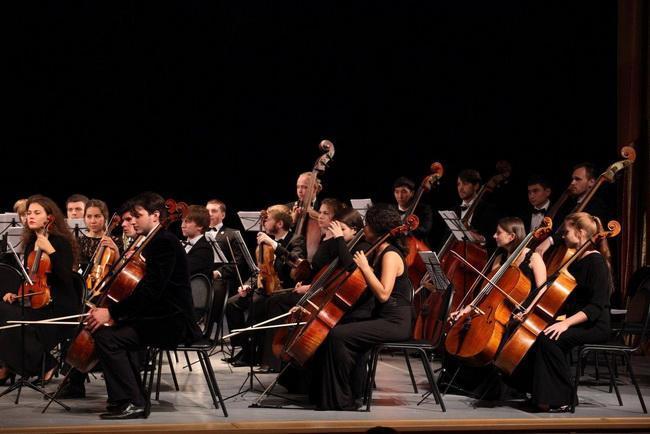 В Запорожье проходит масштабный фестиваль оркестровой музыки