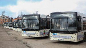 Для рабочих «Запорожстали» создадут новый автобусный маршрут за счет муниципального транспорта