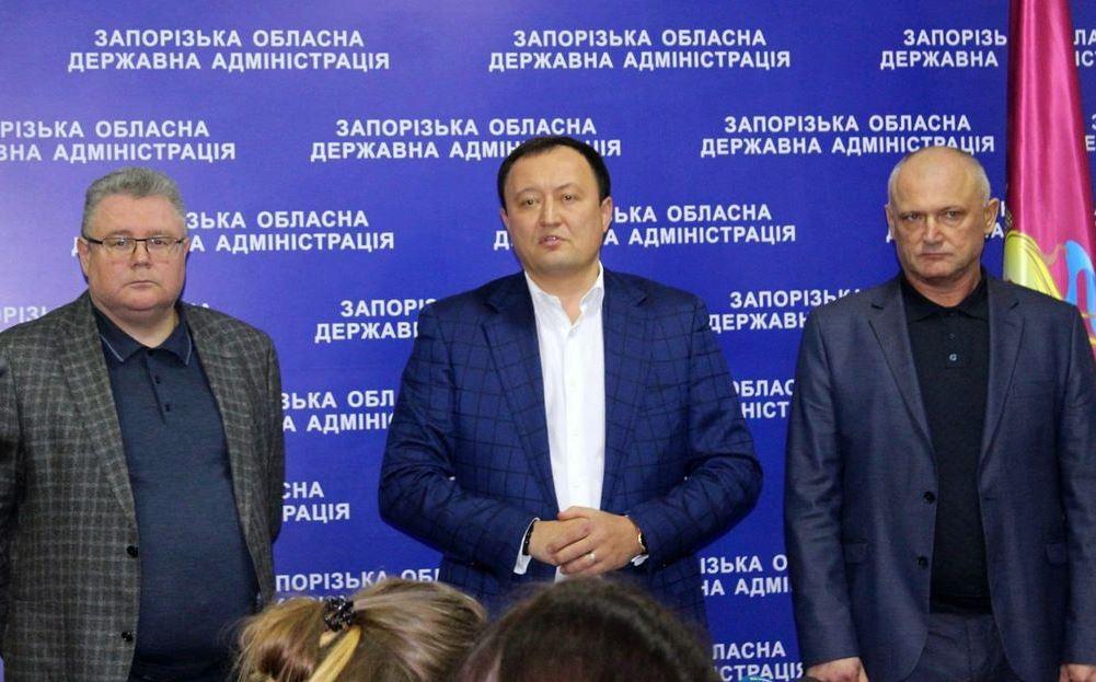Губернатор Запорожской области разъяснил ситуацию с введением военного положения (ВИДЕО)