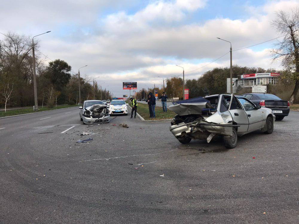 В полиции рассказали подробности ДТП на Набережной (ФОТО)