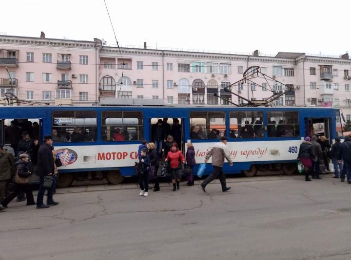 Шевченковский район останется без трамваев: из-за ремонта закрывают еще один маршрут