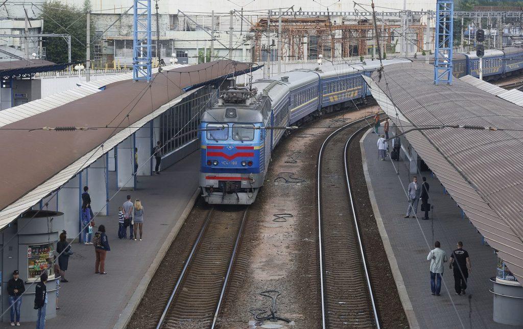 В Запорожской области изменится график движения более десяти поездов