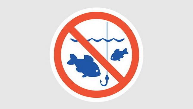 Запрет рыбной ловли в зимний период