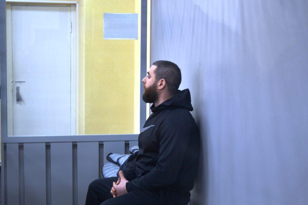Убийство Олешко: в Запорожье суд рассмотрел продление меры пресечения Михаилу Сигиде (ФОТО)