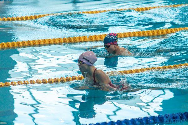 Юные запорожские пловцы триумфально выступили на чемпионате Украины (ФОТО)