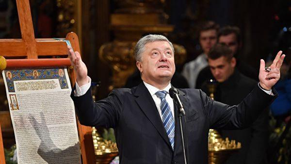 Петр Порошенко назвал Томос более важной победой, чем победа на фронте (ВИДЕО)