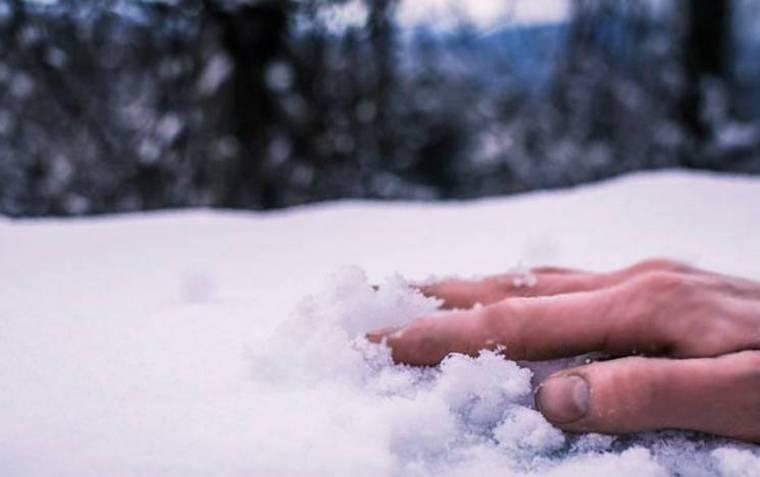 В Запорожской области женщина замерзла насмерть
